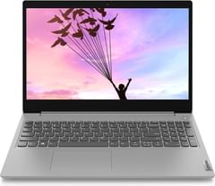 Lenovo Ideapad Slim 3 15IML05 81WB0158IN Laptop vs Asus Vivobook 15 M509DA-BR301T Laptop