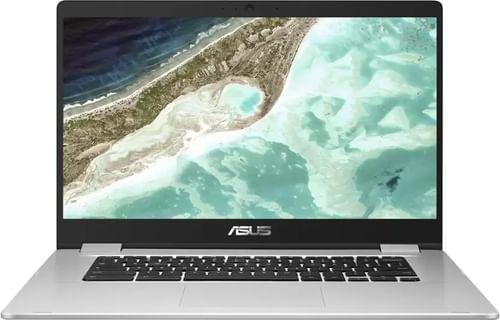 Asus Chromebooks C523NA-A20303 Laptop (Celeron Dual Core/ 4GB/ 64GB eMMC/ Chrome OS)