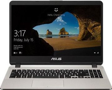 Asus Vivobook X507UA-EJ180T Laptop (6th Gen Ci3/ 4GB/ 1TB/ Win10)
