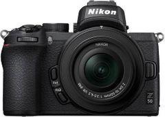Nikon Z50 20.9 MP Mirrorless Camera (Z DX 16-50mm VR & Z DX 50-250mm VR)