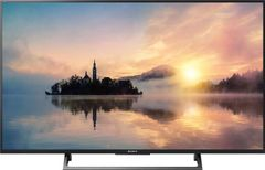 Sony BRAVIA KD-43X7002E (43-inch) Ultra HD 4K LED Smart TV