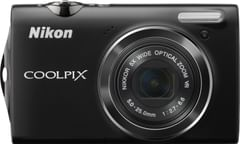 Nikon S5100 Point & Shoot Camera