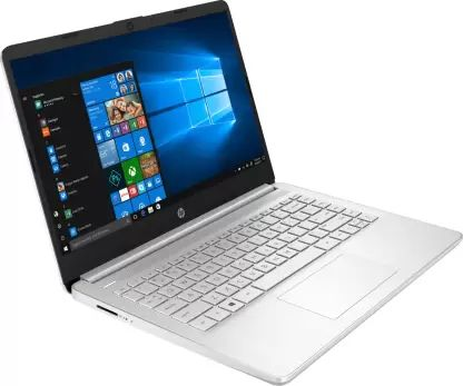 HP 14s-DR1009TU Laptop (10th Gen Core i5/ 8GB/ 512GB SSD/ Win10 Home)