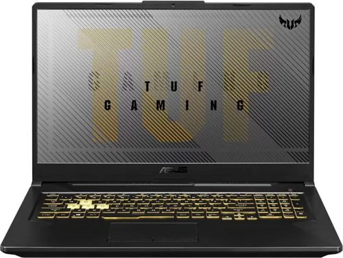 Asus TUF Gaming F17 FX766LI-H7086TS Gaming Laptop (10th Gen Core i7/ 16GB/ 1TB 512GB SSD/ Win10 Home/ 4GB Graph)
