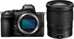 Nikon Z5 Mirrorless Camera with 24-200 mm Lens