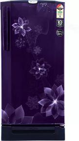 Godrej RD EPRO 205 TDF 3.2 190L 3 Star Single Door Refrigerator