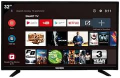 Nacson NS32M PRO 32-inch HD Ready Smart LED TV