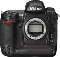 Nikon D3X Digital SLR Camera (Body Only)