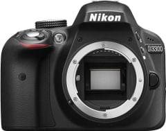 Nikon D3300 DSLR (AF-P 70-300mm VR Lens)