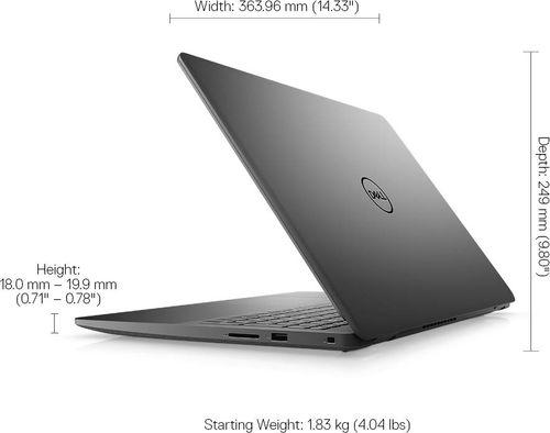 Dell Inspiron 3501 Laptop (11th Gen Core i5/ 8GB/ 512GB SSD/ Win10)