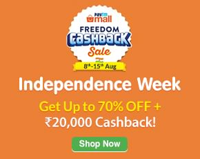 PaytmMall Freedom Sale