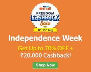 PaytmMall Freedom Sale