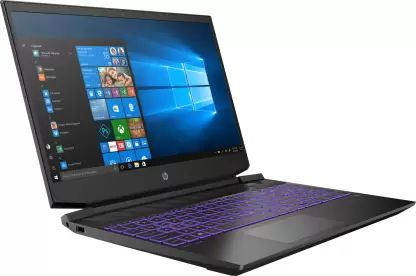HP Pavilion 15-ec0027AX Gaming Laptop (Amd Ryzen 5/ 8GB/ 1TB HDD/ 256GB SSD/ Win10/ 4GB Graph)