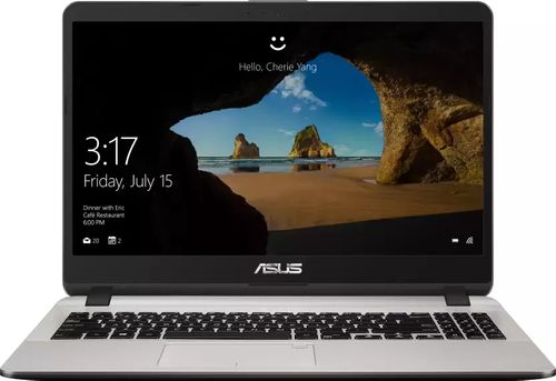 Asus Vivobook X507UA-EJ215T Laptop (6th Gen Ci3/ 4GB/ 1TB/ Win10)