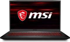 Asus TUF Gaming F17 FX766LI-HX242T Gaming Laptop vs MSI GF75 Thin 10UEK Gaming Laptop