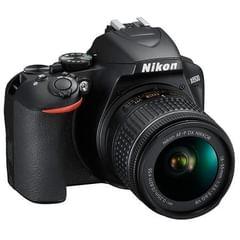 Nikon D3500 DSLR Camera (AF-P 18-55 + 70-300mm Lens)