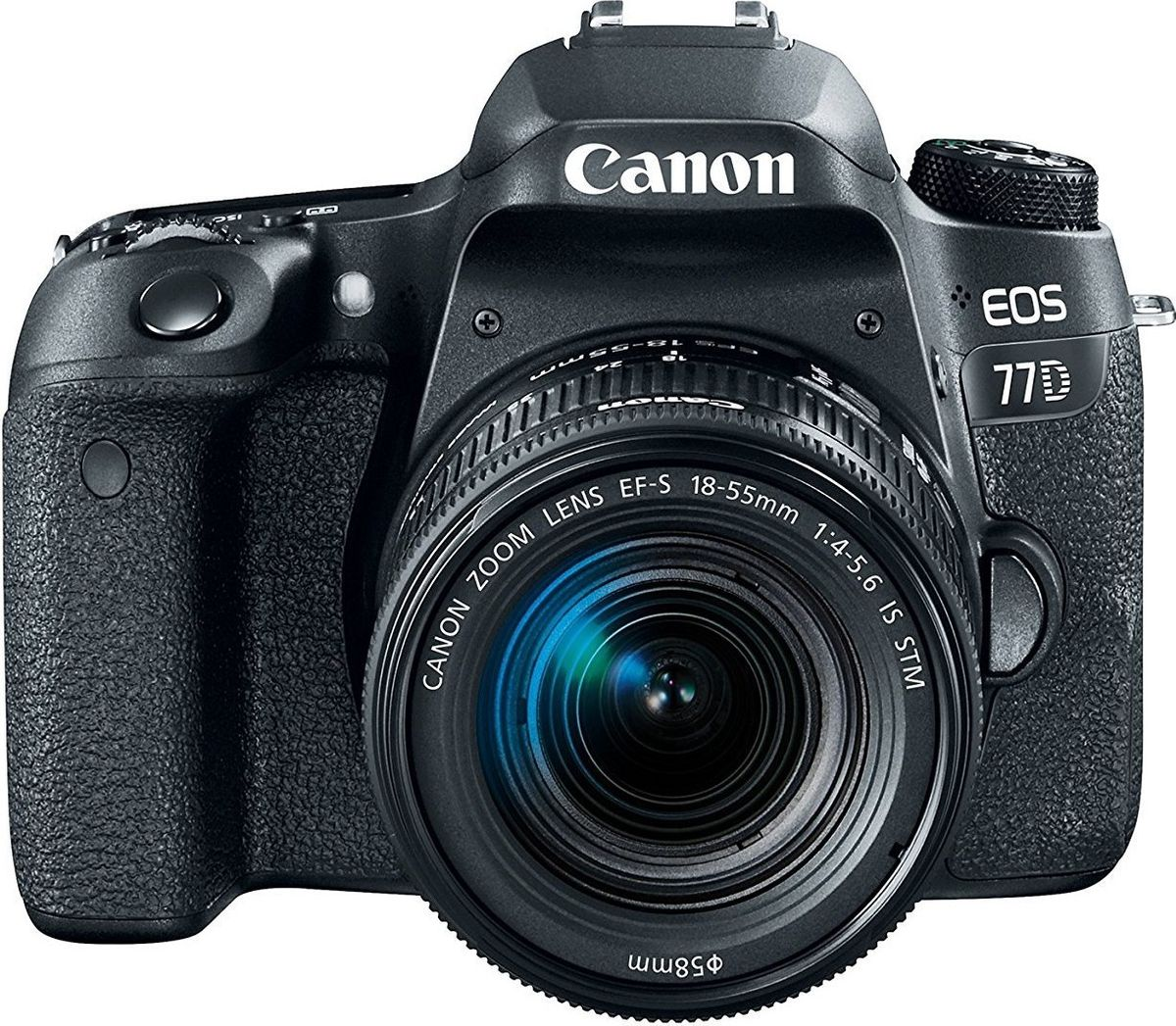 Canon EOS 77D DSLR Camera ( EF-S18-55) Best Price in India 2019, Specs & Review | Smartprix
