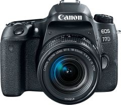 Canon EOS 77D DSLR Camera with 18-55mm IS STM Kit