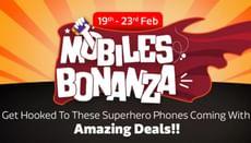 Flipkart Mobiles Bonanza: 10% OFF on Axis Bank Cards + No Cost EMI + Exchange & More