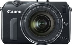 Canon EOS M 18.0MP DSLR Camera (Kit w/ EF-M IS STM 18-55mm)