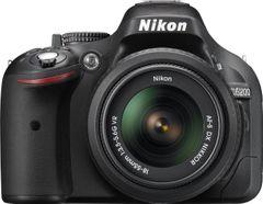 Nikon D5200 DSLR Camera (AF-S 18-55mm VR Lens)