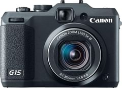 Canon PowerShot G15 Point & Shoot