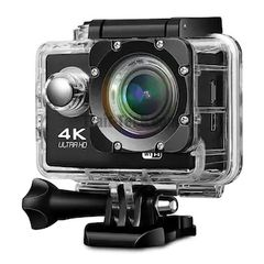 StonX 16MP Wi-Fi 4K Action Camera