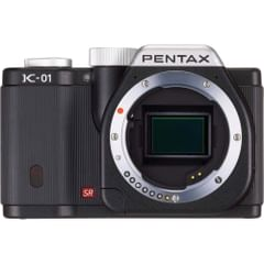 Pentax K-01 16 MP Hybrid Digital Camera (Body Only)