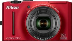 Nikon Coolpix S8100 Point & Shoot