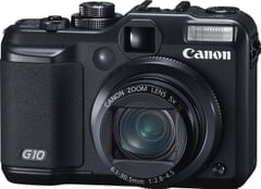 Canon Powershot G10 14.7MP Point & Shoot Camera
