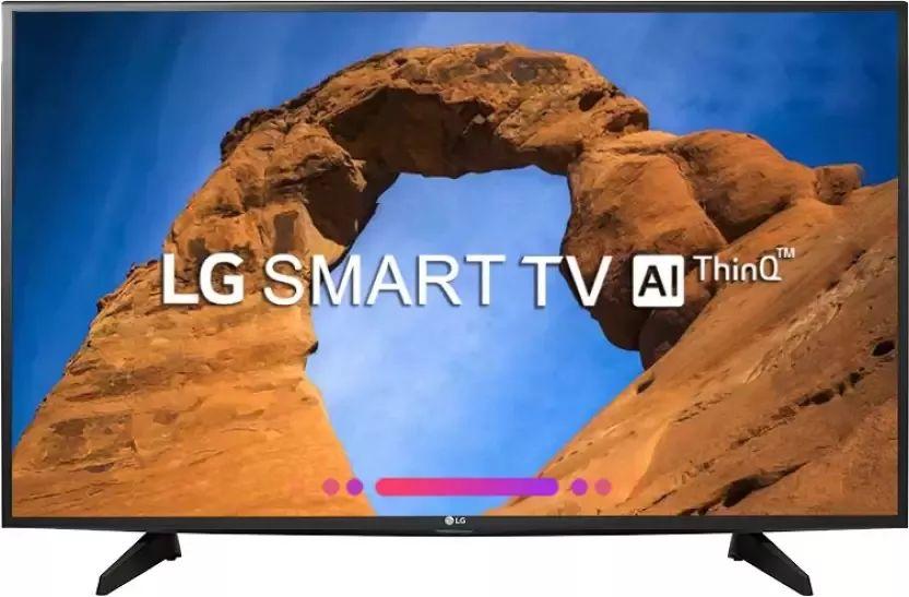 lg smart tv - reviewradar.in