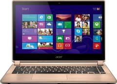 Acer Aspire V V5-472P Notebook (3rd Gen Ci3/ 4GB/ 500GB/ Win8/ Touch) (NX.MAVSI.005)