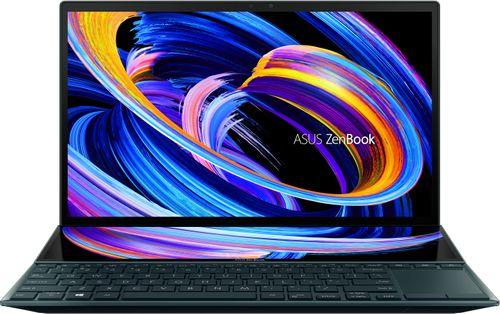 Asus ZenBook Duo 14 UX482EG-KA521TS Laptop (11th Gen Core i5/ 16GB/ 512GB SSD/ Win10 Home/ 2GB Graph)