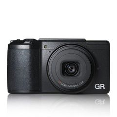 RICOH GR II 16.2 MP Point & Shoot Camera