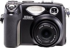Nikon Coolpix 5400 5.1MP Digital Camera