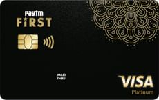Apply For Paytm First Credit Card & Get Rs.1000 Cashback on Spending Above Rs.5000