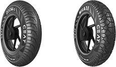 Ceat Tyres & Rims For Motorbikes Minimum 35% OFF