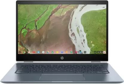 HP Chromebook x360 14-da0003TU Laptop (8th Gen Core i3/ 8GB/ 64GB eMMC/ Chrome OS)
