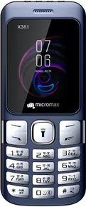 Micromax X421 vs Micromax X388