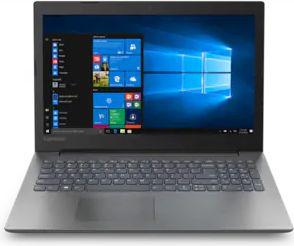 Lenovo Ideapad 330 (81DE0128IN) Laptop (7th Gen Core i3/ 4GB/ 1TB/ FreeDOS/ 2GB Graph)