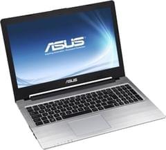 Asus S56CA-XX056H Ultrabook (3rd Gen Ci5/ 4GB/ 750GB 24GB SSD/ Win8)