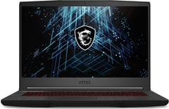 Asus ZenBook Pro UX580GE-E2014T Laptop vs MSI GF65 Thin 10SDR-1280IN Gaming Laptop