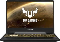 Asus TUF FX505DD-AL199T Laptop vs MSI GL63 9RC-080IN Gaming Laptop