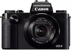 Canon PowerShot G5X Point & Shoot Camera