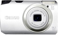 Canon PowerShot A3200 IS Point & Shoot