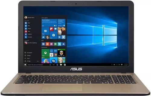 Asus X540BA-GQ119T Laptop (APU Dual Core A6/ 4GB/ 1TB/ WIn10)