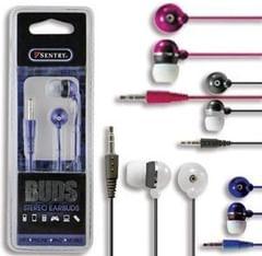 BUDZ Earbuds Purple