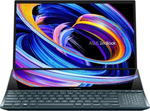 Asus ZenBook Pro Duo UX582LR-H701TS Gaming Laptop (10th Gen Core i7/ 32GB/ 1TB SSD/ Win10 Home/ 8GB Graph)