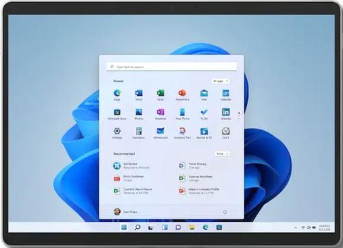 Microsoft Surface Pro 8 Laptop (11th Gen Core i5/ 8GB/ 128GB SSD/ Win11)