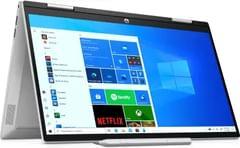 HP Pavilion x360 14-dy0002TU Laptop (11th Gen Core i3/ 8GB/ 512GB SSD/ Win10 Home)